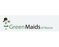 Green Maids Of Maine logo