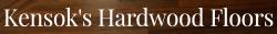 Kensok's Hardwood Floors, INC. logo