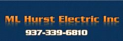 M.L. Hurst Electric Inc. logo