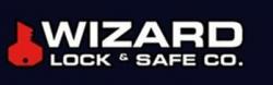 Wizard Lock & Safe Co. logo