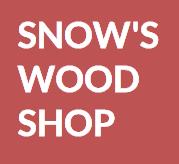 Snow's Wood Shop, Inc. logo