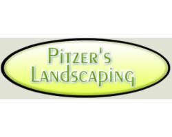 Pitzer's Landscaping logo