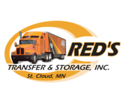 Red's Transfer and Storage, Inc. logo