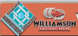 Williamson Fencing & Sprinklers logo