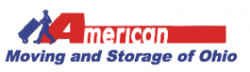 American Moving and Storage logo