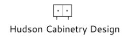 Hudson Cabinetry Design logo