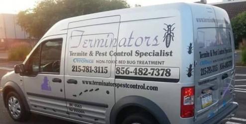Terminators Pest Control photo