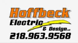 Hoffbeck Electric & Design logo