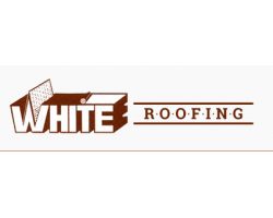 White Roofing Co., Inc. logo