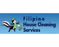 Filipino House Cleaning Services logo