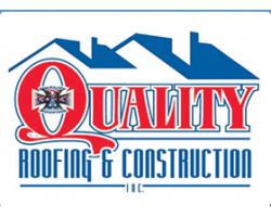 Quality Roofing and Construction logo