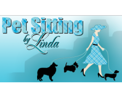 Pet Sitting By Linda logo