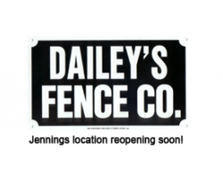 Dailey's Fence Company logo