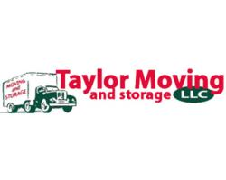 Taylor Moving & Storage, LLC logo