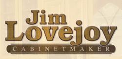 Jim Lovejoy Cabinetmaker logo