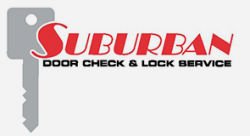 Suburban Door and Check Lock logo