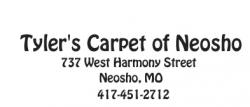 Tyler's Carpet logo