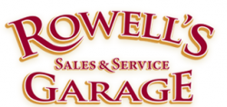 Rowell's Garage logo