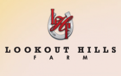 Lookout Hills In Home Pet Services logo