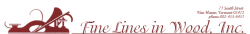 Fine Lines in Wood, Inc. logo