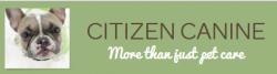 Citizen Canine Pet Care logo