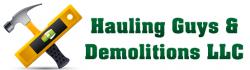 Hauling Guys & Demolition logo