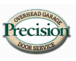 Precision Door of NC logo