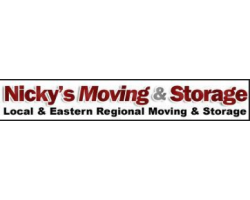 Nicky's Moving & Storage logo