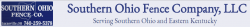Southern Ohio Fence Company logo