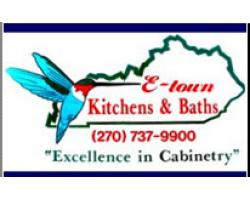E-Town Kitchens & Baths logo