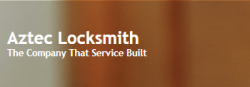 Aztec Locksmith logo