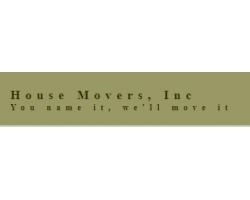 House Movers, Inc logo