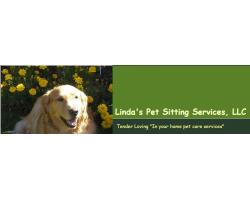 Linda's Pet Sitting Service logo