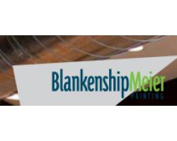 BlankenshipMeier Painting & Decorating logo