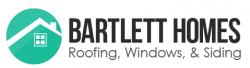 Bartlett Homes, Roofing, Remodeling logo