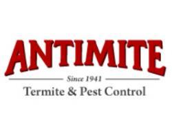 Antimite Termite and Pest Control logo