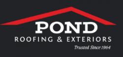 Pond Roofing logo