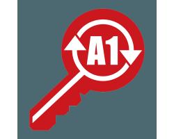 A-1 Locksmith Inc logo