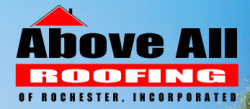 Above All Roofing of Rochester logo
