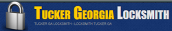 Tucker Georgia Locksmith logo