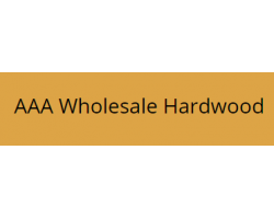 AAA Wholesale Hardwood logo