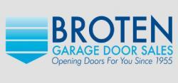 Broten Garage Door and Gate logo
