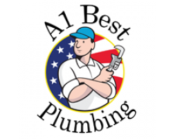 A1 Best Plumbing logo