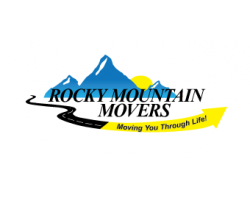 Rocky Mountain Movers logo