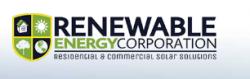 Renewable Energy Corporation logo