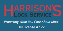 Harrison's Lock Service logo