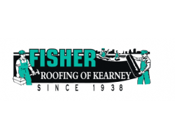 Fisher Roofing logo