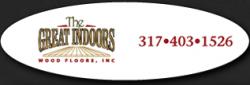 The Great Indoors Wood Floors, Inc. logo