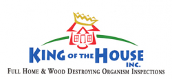 King Of The House Home Inspection logo