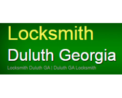 Locksmith Duluth Georgia logo
